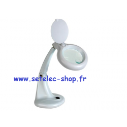 LAMPE LOUPE 3+12 DIOPTRIES...